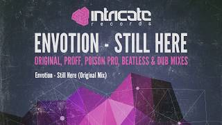 ENVOTION - STILL HERE (SINGLE) [INTRICATE RECORDS]