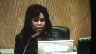 Houston ISD trustees president Paula Harris talks about her friendship with Nicole West