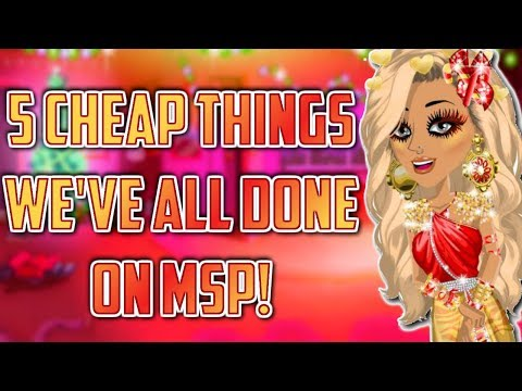 5 Signs You're CHEAP On MSP