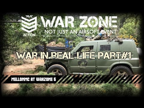 BIGGEST MILSIM-airsoft EVENT IN GREECE--WARZONE#5--Scope-zoom-cam PART 1