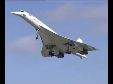Concord's Landing Filton Bristol 1998.wmv