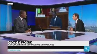 Côte d'Ivoire : le soulèvement des soldats démobilisés