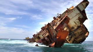 Cargo Ships Sinking - Container Ships Sinking