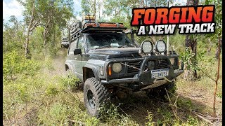 FORGING A NEW TRACK in the Top End! • Grueling, untouched 4WD terrain