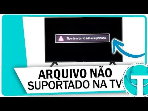Arquivo Inválido Ou Não Suportado Ao Reproduzir Na TV? APRENDA RESOLVER!