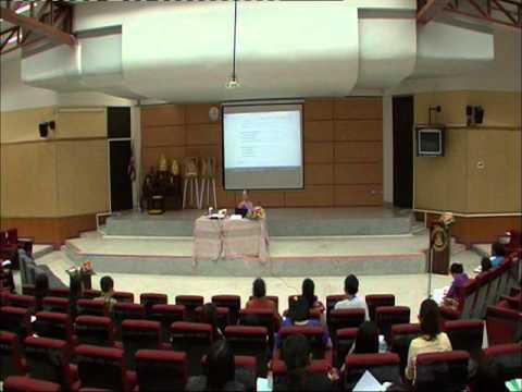 โครงการสัมมนาเพื่อพัฒนาประสิทธิภาพในการทำงานและความก้าวหน้าในสายงานฯ 7