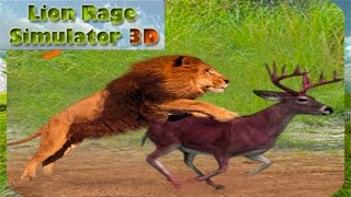 Lion Rage Simulator free- ByTop Play Studio Simulation - iTunes/Android