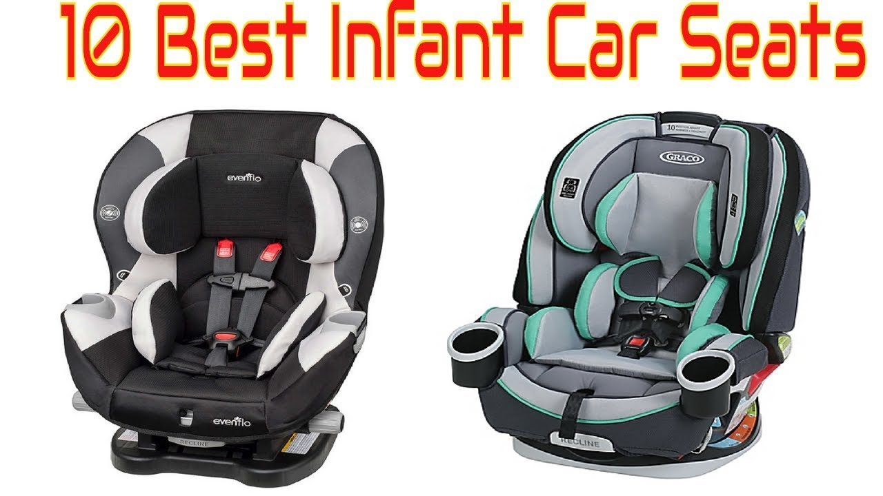 10 Best Infant Car Seats 2017 | Best Infant