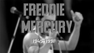 В ПАМЯТЬ О ФРЕДДИ МЕРКЬЮРИ/IN MEMORY OF FREDDIE MERCURY