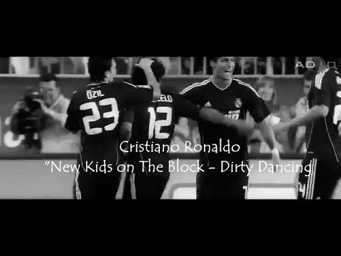 """Cristiano Ronaldo-""""New Kids on The Block - Dirty Dancing """"2013 By Asilbek2010 """