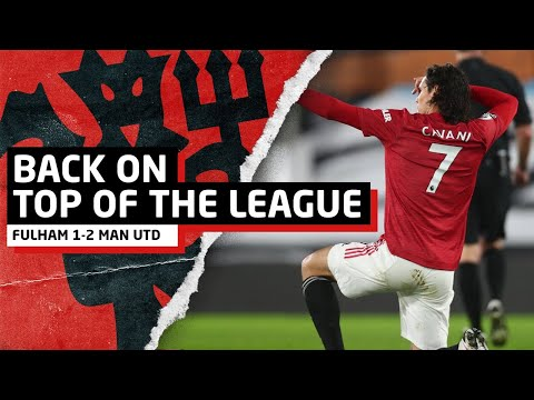 Back On Top! | Fulham 1-2 Manchester United | Post-Match Review