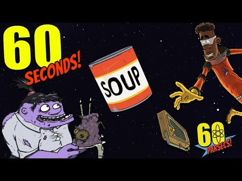 THE LAST 60 SECONDS CHALLENGE!! (The Sequel is here!) | 60 Seconds Challenge