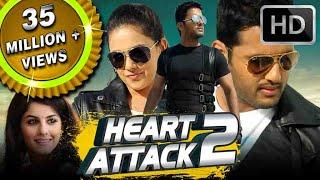 Heart Attack 2 (FULL HD) Telugu Superhit Romantic Hindi Dubbed Full Movie l Nithin, Nithya Menen Thumb