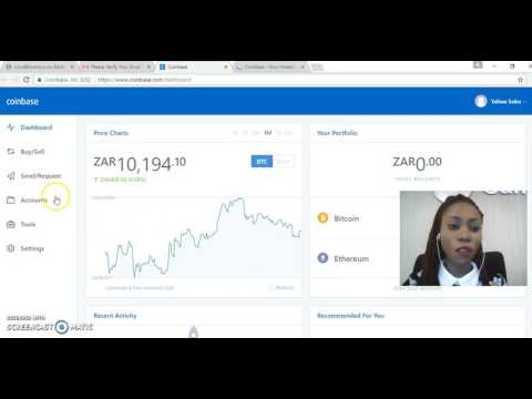 How to create a Bitcoin wallet on Coinbase.com