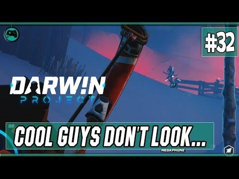 Cool Guys Don't Look...   INTERN Darwin Project #32