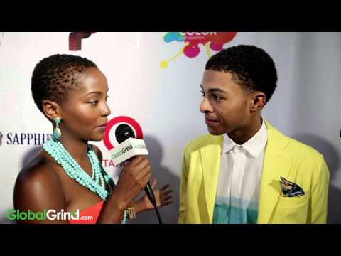 Diggy Simmons Shares Plans For His Acting Career