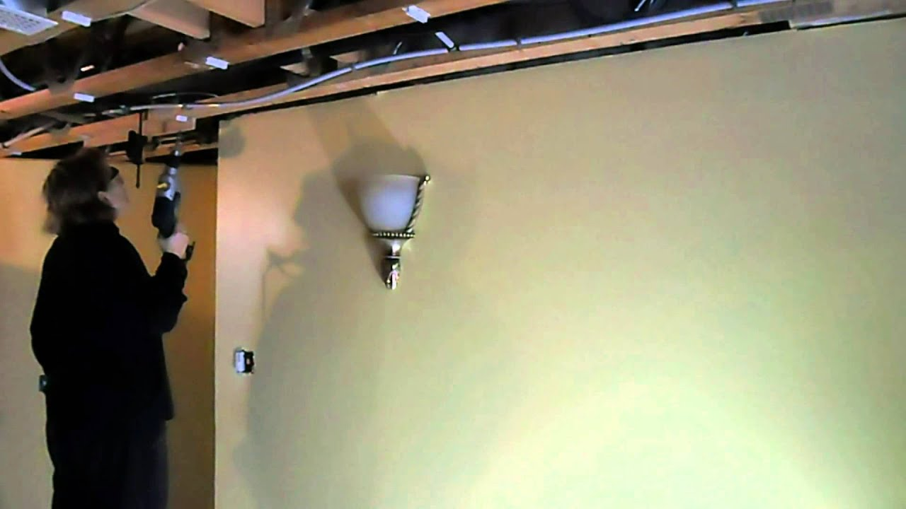 Embassy Ceiling Anchor Installation Youtube