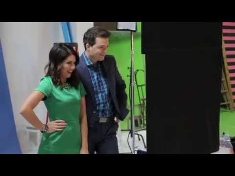 The Jillian Harris and Todd Talbot BCLiving February 2015 Cover Shoot