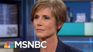 Yates: W.H. Knew Flynn Under Investigation As Donald Trump Coaxed Comey | Rachel Maddow | MSNBC