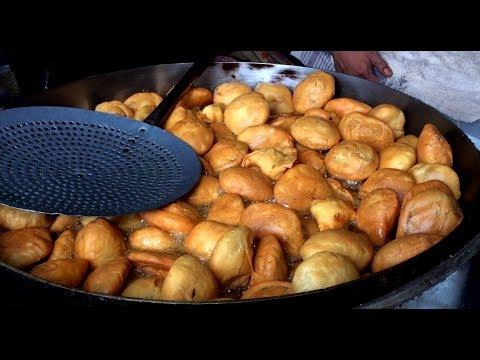 Amazing Cooking Skills ~ Street Food Compilation of Ahmedabad, India