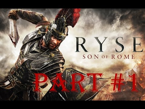 Ryse: Son of Rome ( part 1 ) rus