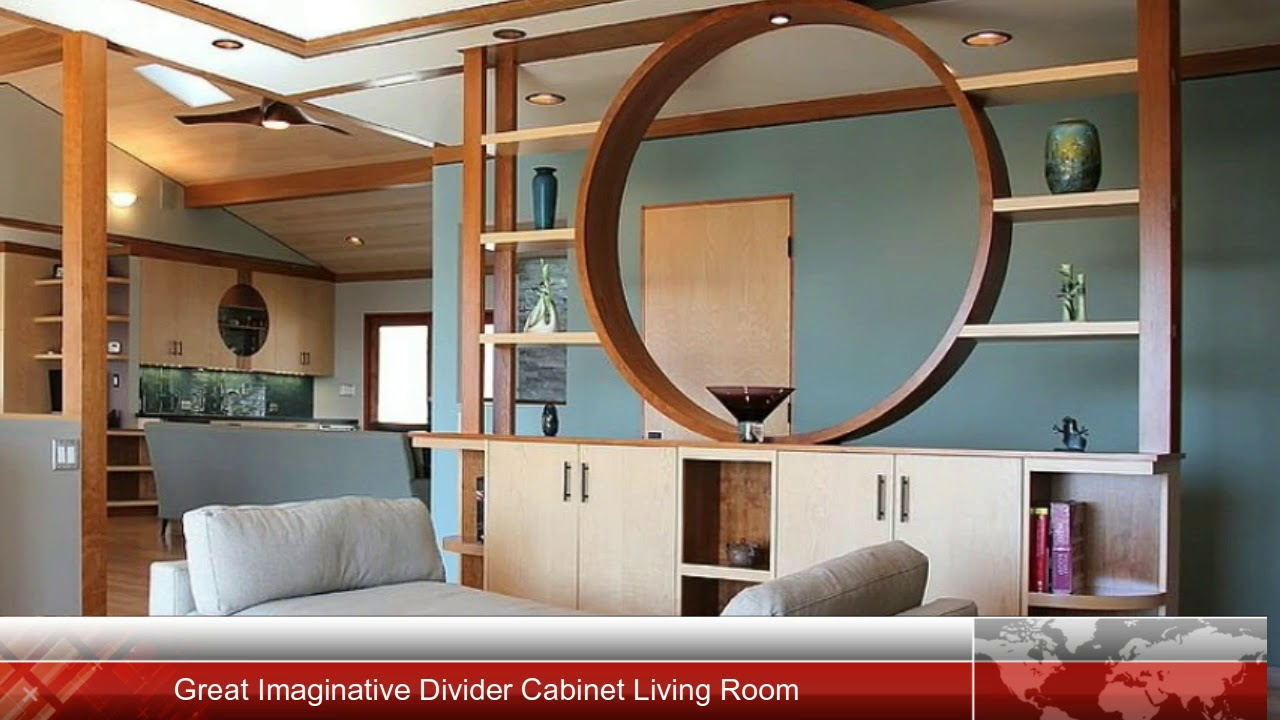 Watch Now Divider Cabinet Living Room  YouTube