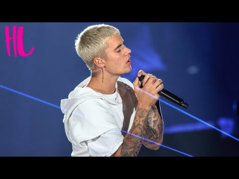 Justin Bieber Emotional Christina Grimmie Tribute In Orlando - VIDEO