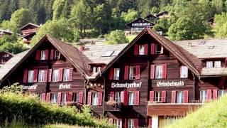 スイス旅行 前半 (ルツェルン、ブリエンツ湖、グリンデルワルド、ユングフラウ、アイガー、氷河特急、ツェルマット、マッターホルン)