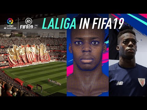 FIFA 19 — All Leagues and Clubs