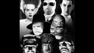 "HALLOWEEN ● ""The Chordettes  Mr.  Sandman""● Old Movies"