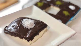Tadı Gerçek olan Yalancı Tavuk Göğsüne Birde Çikolata Sosu  Döktüm Efsane Tatlı Oldu/Seval Mutfakta