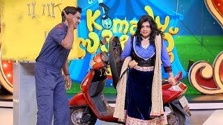 Komady Circus | Sanraj & Preetha - Njanummelkkali | Mazhavil Manorama