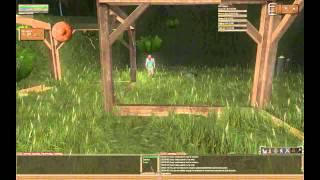 Let's Play - Wurm Online #011 - Hausbau mit Hindernissen [Deutsch+HD]