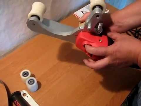 адаптер на углошлифовальную машину для шлифовки и полировки труб AGPT 43 1S