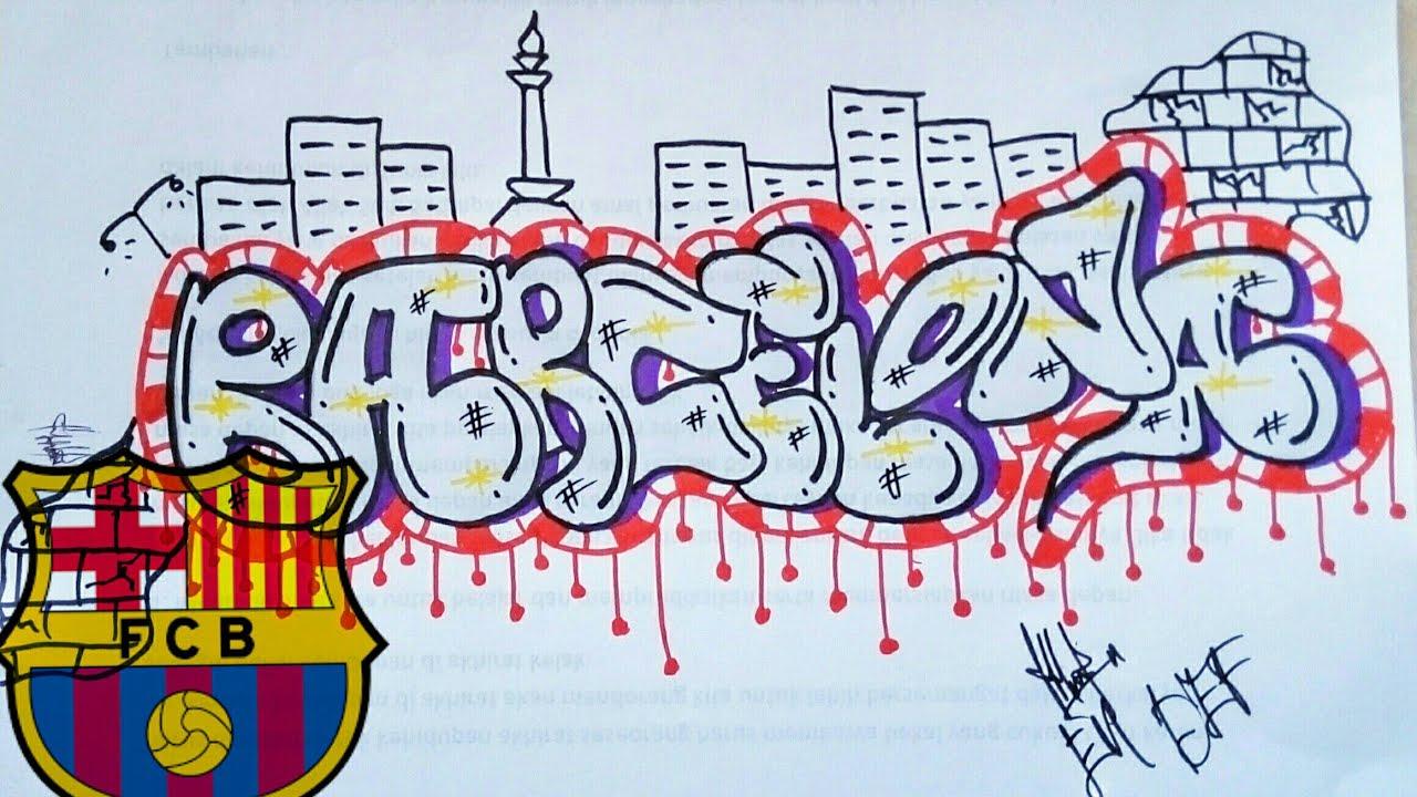 Download 61+ Gambar Grafiti Barcelona Paling Baru Gratis