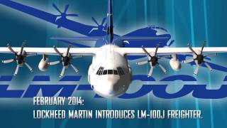The LM-100J: One Plane. Many Capabilities.