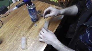 Изготовление ловушки для улиток Катушек