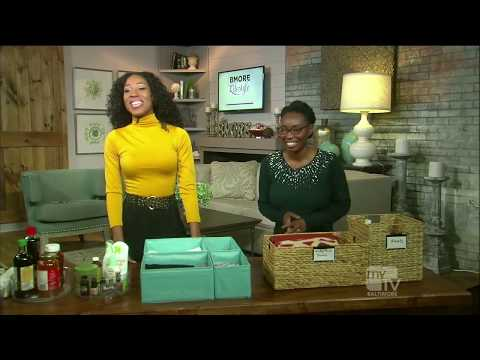 BMORE Lifestyle: Expert Organizing Tips for the New Year with Janelle Williams Consulting