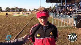 Spur u/12 Rugby Tournament '18 - Player Interviews # 1
