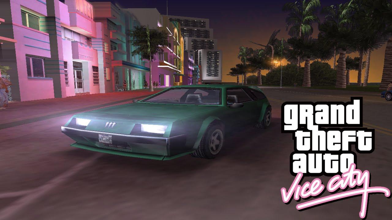 GTA/Grand Theft Auto: Vice City