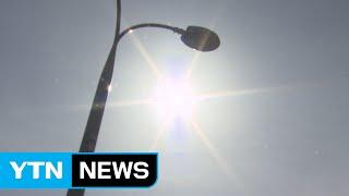 [날씨] 때 이른 더위, 대구 31℃...미세먼지에 오후 소나기 / YTN