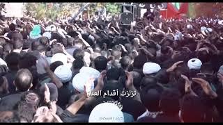 شور مترجم  |  طـوفـان الـعـبّـاس عليه السلام  |  الرادود حسين عينى فرد