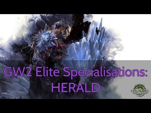 GW2 Elite Specialisation Guide: HERALD