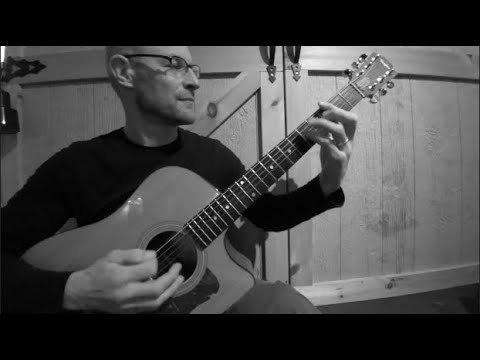How To Strum The Acoustic Guitar: Beginner - Intermediate!
