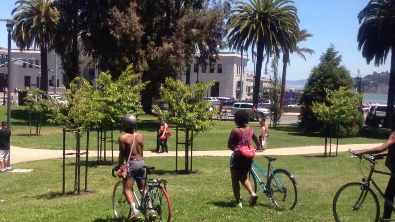 World Naked Bike Ride, San Francisco, WNBR - YouTube