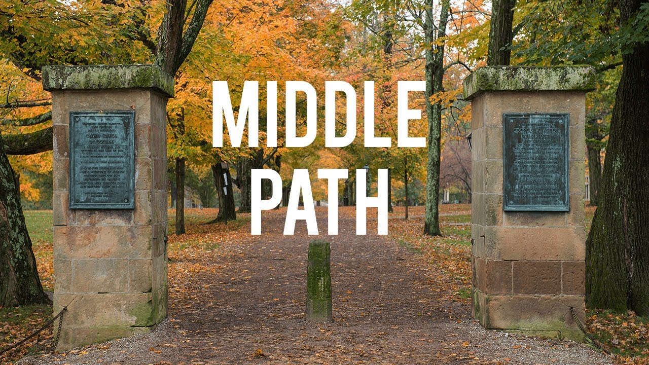 Kenyon College Virtual Tour Middle Path Youtube