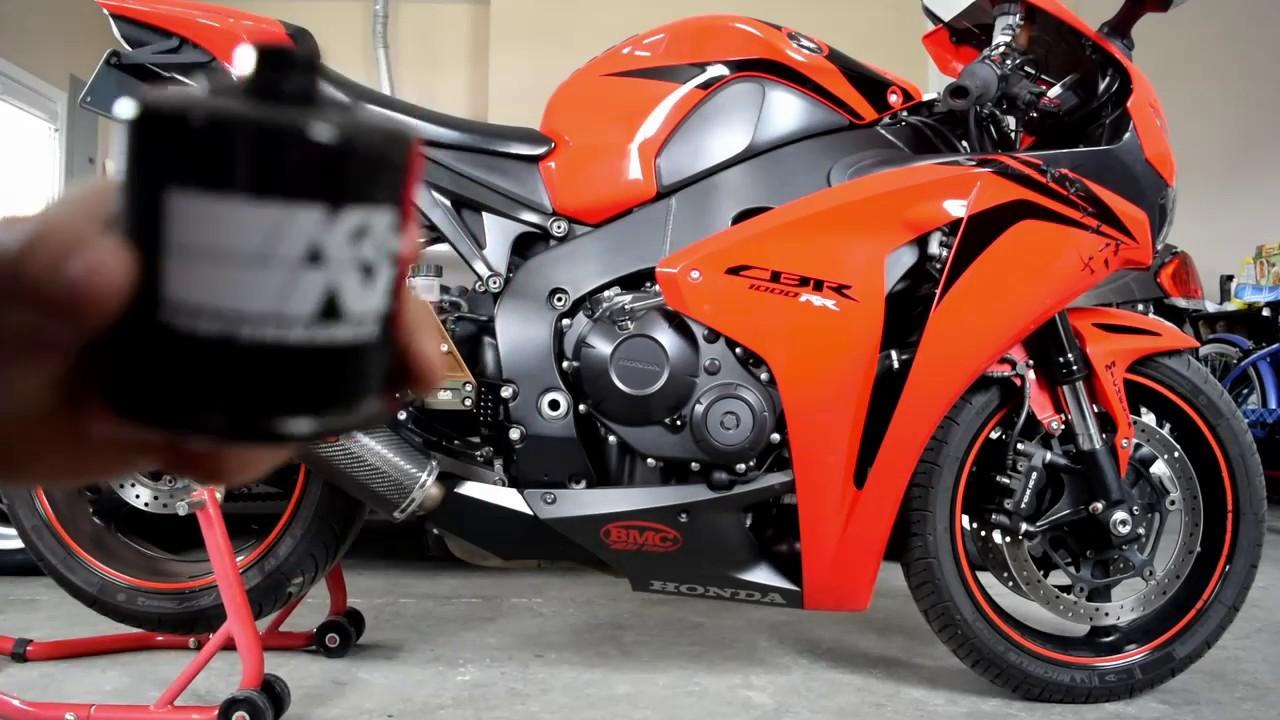 K/&N Oil Filter Honda CBR1000RR SP 2014 KN204