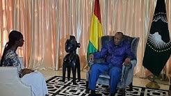 Guinea's Alpha Conde addresses Libyan crisis, Sahel, domestic politics [Interview]
