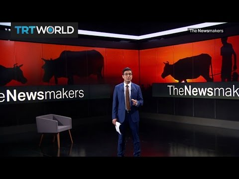 The Newsmakers: India's beef ban and Lebanon's refugee reality