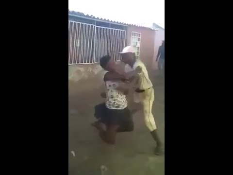 """Rape Culture""? RWANDA Rousey shows you how to deal with it: Ouchi Gari + Seoi Otoshi (Angola)"